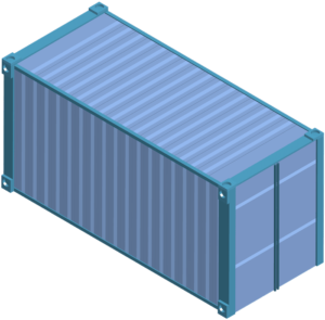 container shipping express